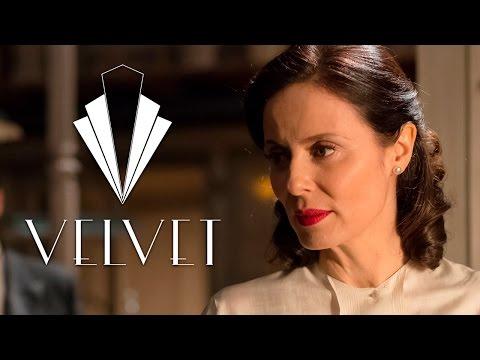 Descubre cómo se convierte Aitana SánchezGijón en Doña Blanca en 'Velvet'