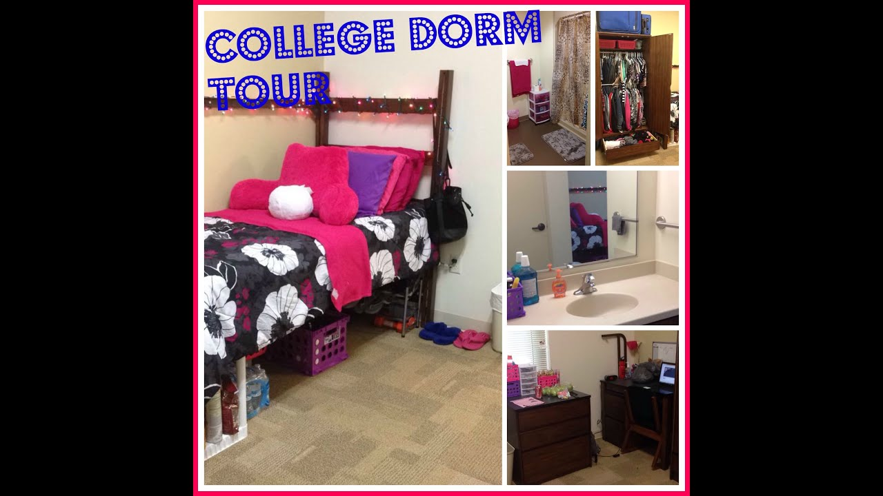 Dorm Tour | UGA Rutherford Hall - YouTube