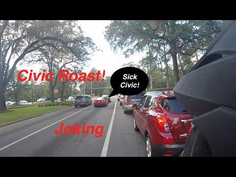 Honda Civic Fart Can Exhaust Civic Jokes Just Kidding