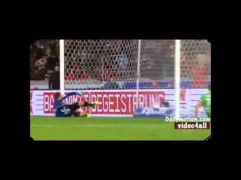 Stuttgart - Hannover! Martin Harnik GOAL and ASSIST 07.12.2013
