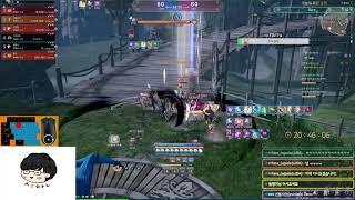 [BNS]Unreal engine 4 Blade & Soul 전장 흰고래 암살자 Assassin  6…