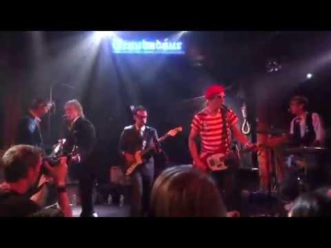 Dead Men Walking ft. Captain Sensible & Fred Armisen - Smash It Up (The Damned) - Troubadour 9/14/14
