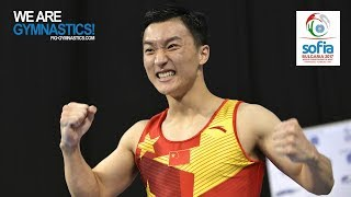 2017 Trampoline Worlds, Sofia (BUL) - Highlights TUM and DMT finals- We are Gymnastics !