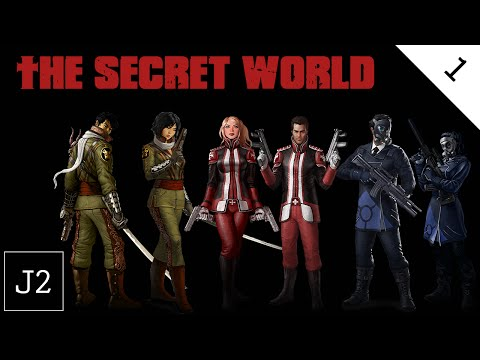 The Secret World Dragon Campaign Gameplay – Prologue And Character Creation – Part 1