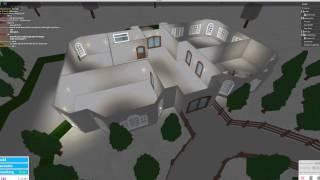 Roblox| Bloxburg One story 100k house| Speedbuild