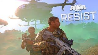 ARMA 3 : RESIST - очень качественная кампания.