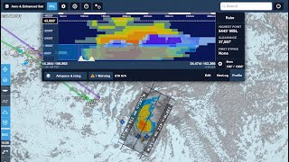 ForeFlight Feature Focus: Forecast Weather in Profile View