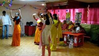 Habib Medley Dance - Gaye Holud