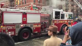 East Village Gas Explosion
