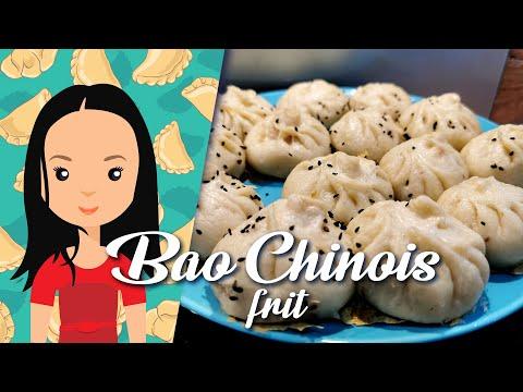 recette-7:-bao-(baozi-ou-brioches)-chinois-au-porc-maison-à-la-vapeur-et-grillé- -recettes-chinoises