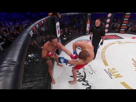 Bellator NYC Michael Chandler vs Brent Primus Fight Highlights