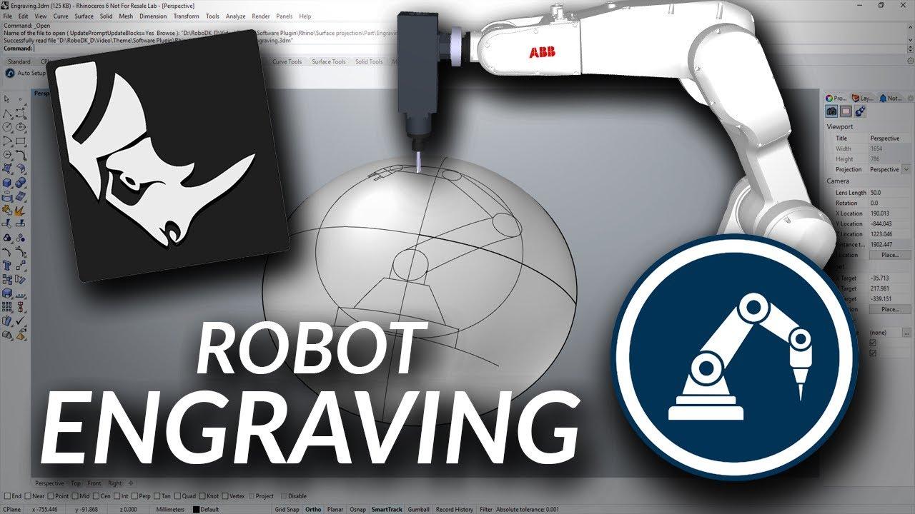 RoboDK Add-In for Rhino - RoboDK Documentation