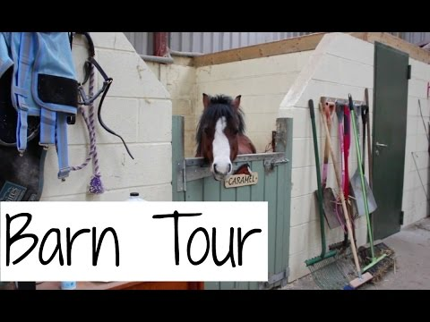 Barn and Stables Tour