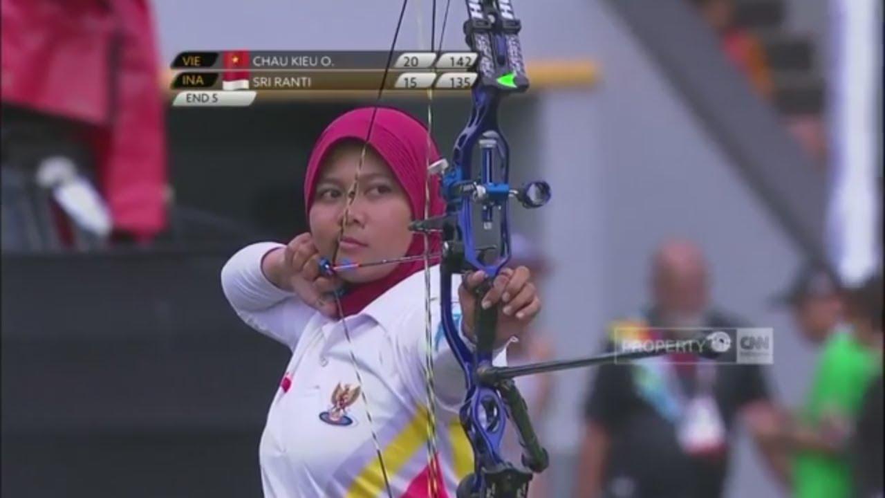 Panahan Indonesia Sumbang 2 Medali Emas; Sea Games 2017 ...