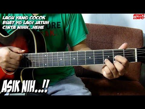 ASLI KEREN !! VAGETOZ - KEHADIRANMU TUTORIAL KUNCI CHORD GITAR ASLI