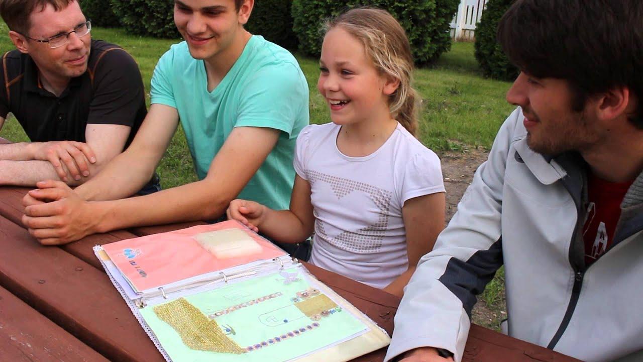 11 jähriges Mädchen besucht den Himmel Teil 1