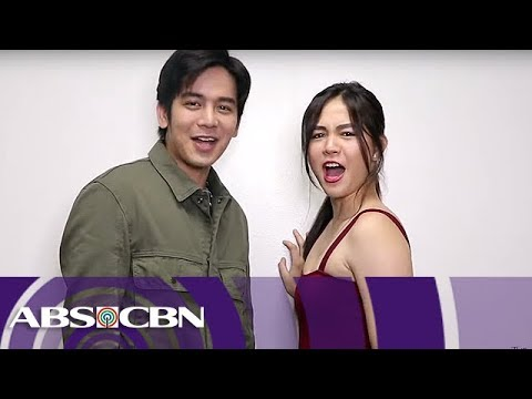 WATCH: Lights, Camera, Act It with Joshua and Janella
