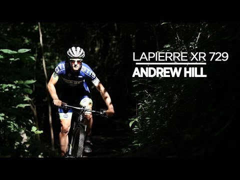 2017 Lapierre XR729 RAW with Andrew Hill