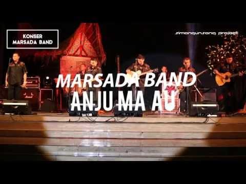 Marsada Band -  Anju Ma Au ( Konser Marsada Band - Jogja , 4 JUNI 2016 )