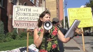 Tribunal Launched into Crimes of Church and State ITCCS Banishment Proclamation TORONTO