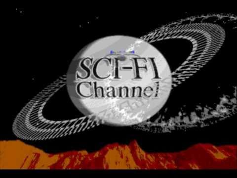 Sci-Fi Channel 1993 Amiga 2000 animation w/Brilliance ...