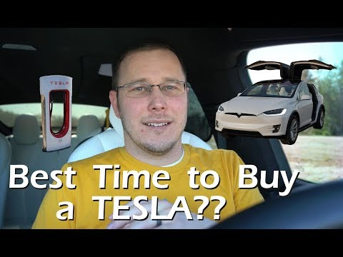 When is the Best Time to Buy a TESLA?