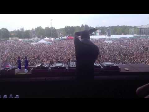 DJ Antoine |LIVE @ Holi Festival, Ravensburg (Germany) | SAT 31.08.13