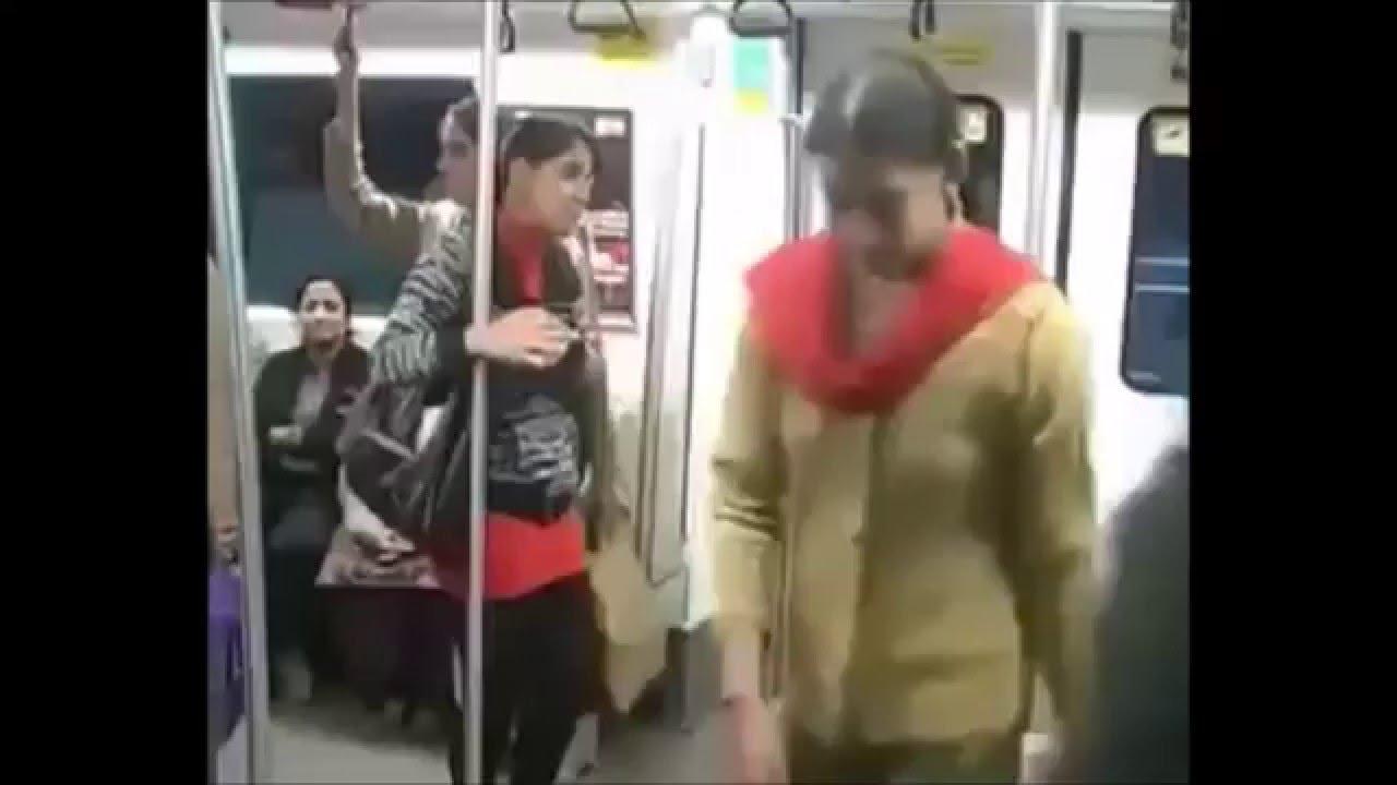 Delhi Metro Leaked Ladies Coach Mms - Youtube
