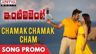 Chamak Chamak Cham Promo Song | Inttelligent | Sai Dharam Tej | VV Vinayak | Lavanya Tripathi