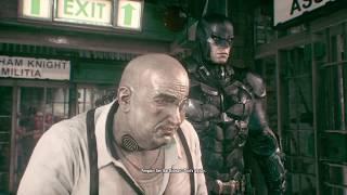 Batman Arkham Knight Saving Nightwing and Defeating Penguin