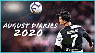 Cristiano Ronaldo ► August Diaries - Dharia ● 1080P HD