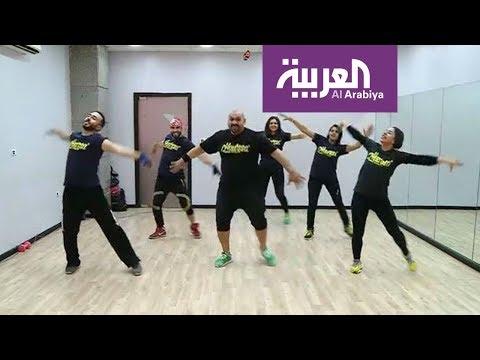 صباح العربية | مارس رياضة الزومبا على أنغام صعيدية  - 12:54-2019 / 6 / 6