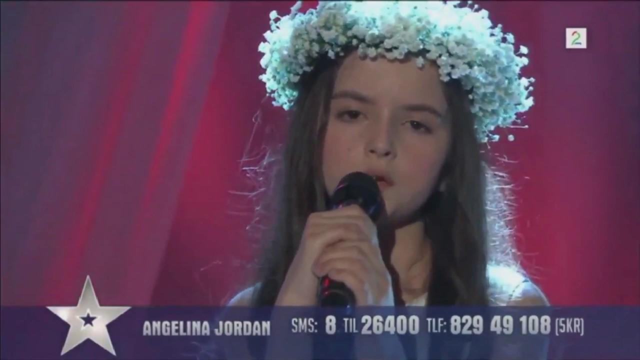 Angelina Jordan Astar 8 YO Sings Shot Me Down Bang Bang On ...