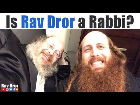 is-rav-dror-an-approved-rabbi?-find-out-from-him!