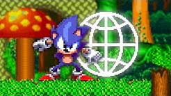 A Sonic Game, with Online Multiplayer