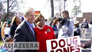 Upset win for democrats in Alabama Senate election