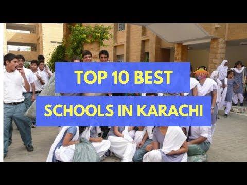 List of Karachi Schools 2018