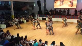 Caporales y Machitas - Elenco Brisas del Titicaca [30/Marzo/2014]
