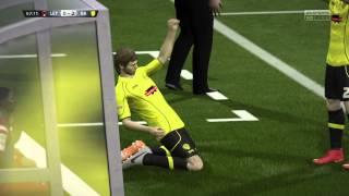 David Beckham goal Fifa15