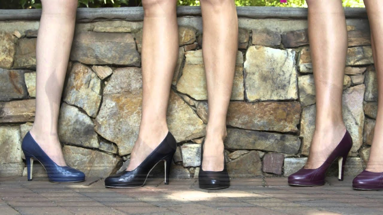 Finally Stylish High Heels For Women Who Have Bunions Mov