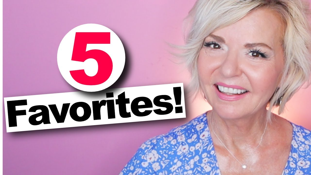 5 Amazing Products You Need to Try - Over 50