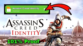 How to download assassin's creed identity for android | assassin's creed identity gameplay | 2020