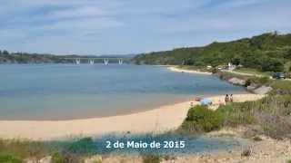 Vila Nova de Milfontes, Maio de 2015