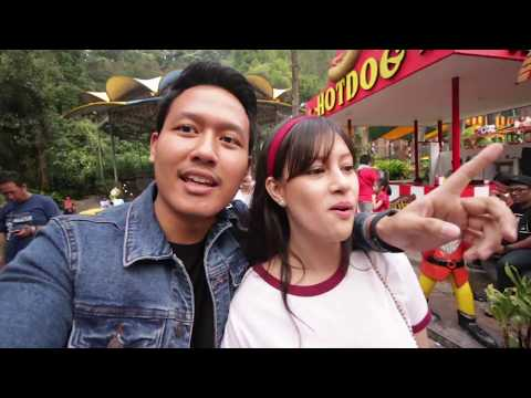 GA Vlog-Travel #3 TAMAN SAFARI | Geraldine&Aji