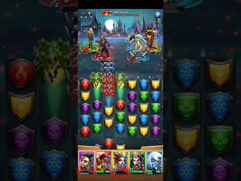 Let's Wreck A Level 88 Guy - Empires And Puzzles