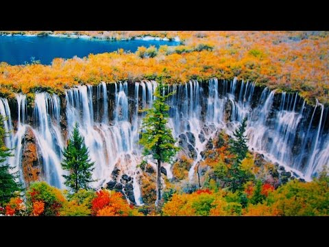 Amazing Places On Earth - Jiuzhaigou Valley National Park thumbnail