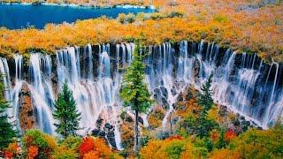 Amazing Places On Earth - Jiuzhaigou Valley National Park