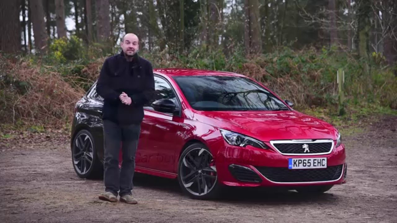 Peugeot 308 Gti 2015 Review Telegraph Cars Youtube