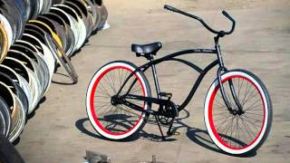 Beach Cruisers For Men, Women And Kids