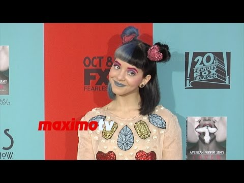 Melanie Martinez | American Horror Story Freak Show PREMIERE | Red Carpet